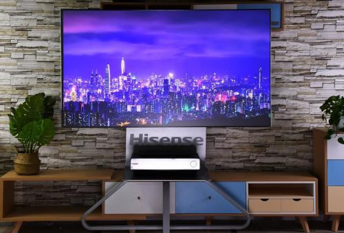 大屏市场又迎新成员,海信激光电视75L9再掀创新浪潮