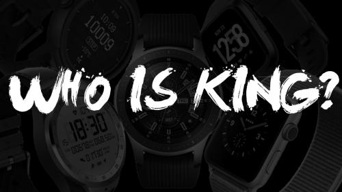 谁是当世最好的智能手表?