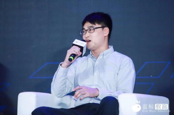 掌门1对1吴佳峻受邀出席蓝鲸教育大会 谈在线教育的挑战与蜕变