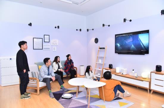 华为智能家居多维协同 助力家庭畅享科技新体验