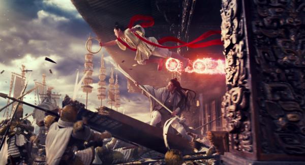 电影《封神三部曲》发布先导预告 乌尔善美学风格传递中国古典美