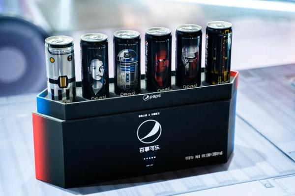百事可乐无糖X《星球大战:天行者崛起》全新限量罐再度来袭