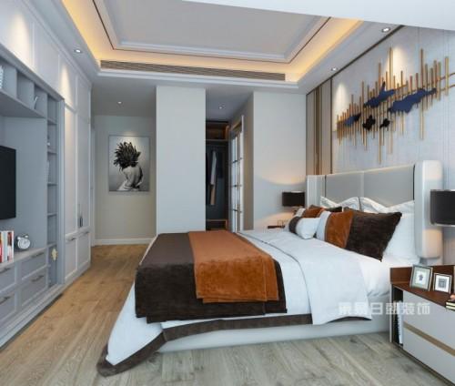 东易日盛原创卧室床头柜设计的建议
