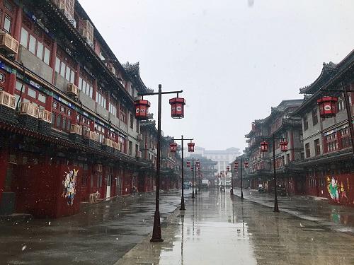走进千年古镇 感受全新杨柳青 央级媒体探访杨柳青圆满结束