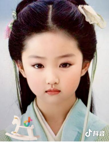 抖音宝宝特效一秒还原爱豆童年,吴亦凡、易烊千玺、蔡徐坤小时候原来长这样!