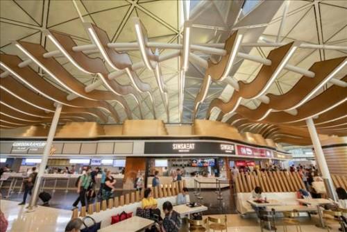 2020年亲子寒假旅行,首选香港国际机场