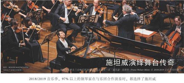 施坦威钢琴联手上海交响乐团发布上交140周年限量版钢琴