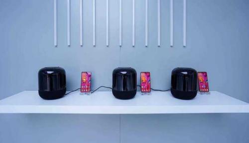 HUAWEI Sound X带来震撼音质,智能音箱市场迎来新变量