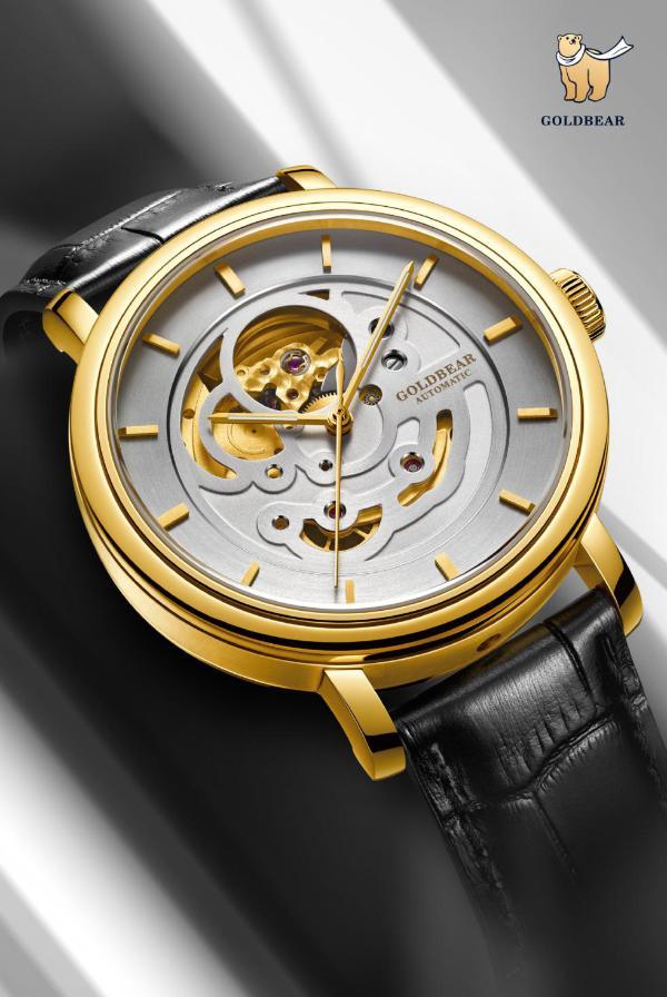 Goldbear金表:腕表保养有技巧