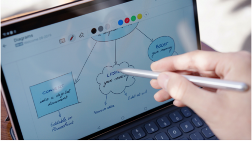 为新锐精英提供另一种创造力,华为MatePad Pro为轻办公而生