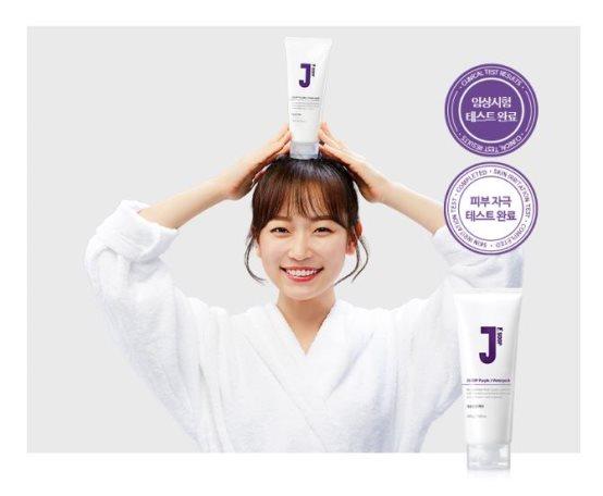 韩国JSOOP婕伊树唤起发膜革命 美丽从头开始