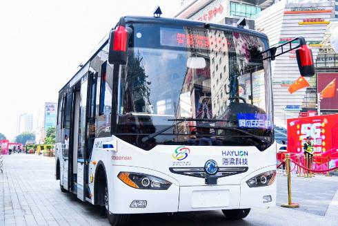 聚焦未来驾驶,鹰驾科技携手海梁科技亮相2019深圳未来汽车展,开启新未来