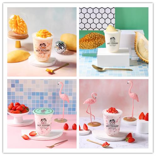 HEY YOGURT有桃酸奶是如何在混乱的茶饮市场中突围的