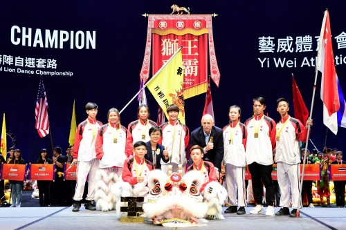美高梅狮王争霸 王者诞生 崭新角度欣赏中国传统国粹