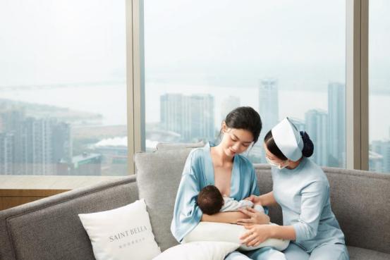 """高奢母婴护理中心圣贝拉三周年 """"享耀·新生""""展现新生代妈妈主张"""
