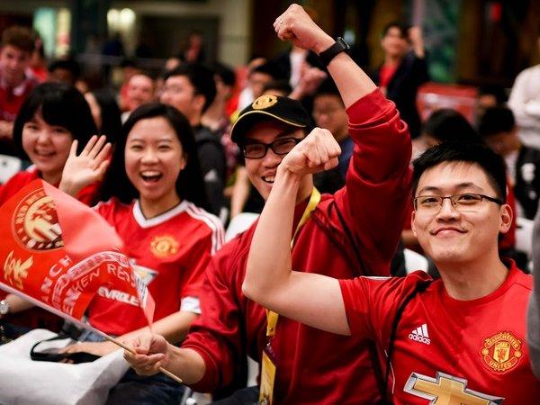 #ILOVEUNITED深圳球迷派对落幕 传奇球星与千名球迷见证红魔大胜