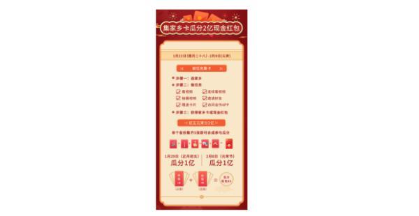 春节被腾讯微视安排的服服帖帖,10亿红包完整攻略看这里!