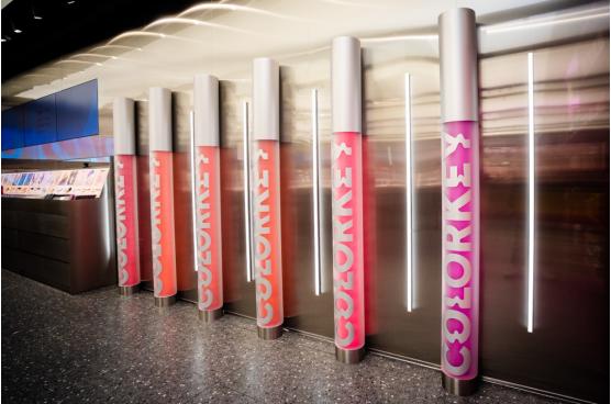 """彩妆集合店品牌""""WOW COLOUR""""全球首发,打造线下美妆零售店新标杆"""
