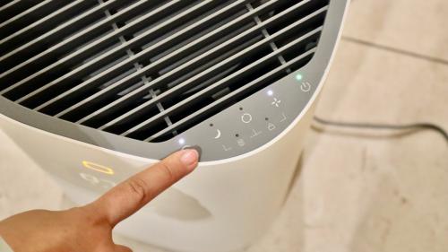 冬日呼吸不受伤害,华为HiLink 720空气净化器C400还你清新舒适的家