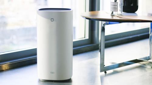 华为HiLink720全效空气净化器C400实测:四大净化技术,告别冬日污染噩梦