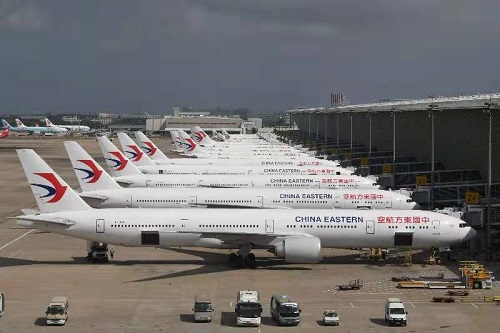 东航投入11.89万个航班服务2020年春运