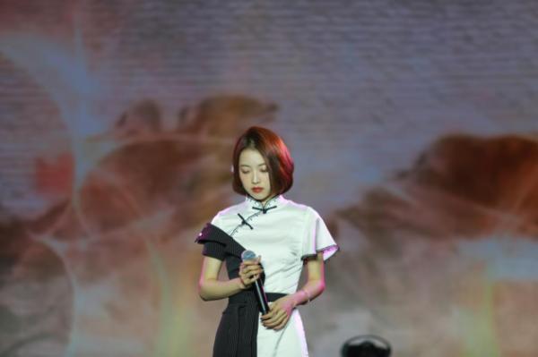 SING女团许诗茵任音乐大赛评委,原创单曲《一生天涯》惊艳全场