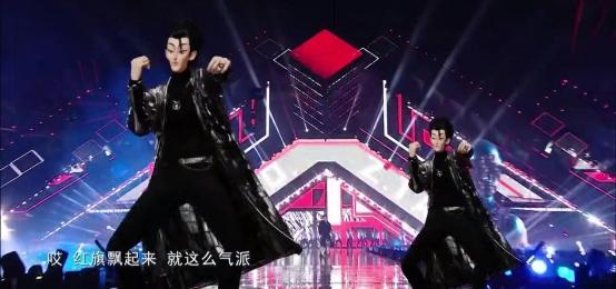 《神武4》首席弟子黄子韬携手湖南卫视快乐跨年