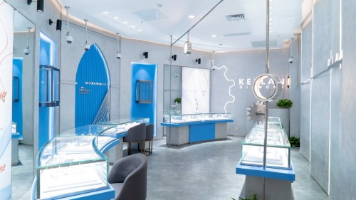 KELLAN DIAMOND凯仑钻石四店同开业 开启冬日惊喜