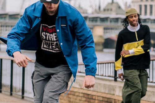 "街头文化的起源-VISION STREET WEAR 2020SS新品上市 ""THIS IS SKATE HARD"""