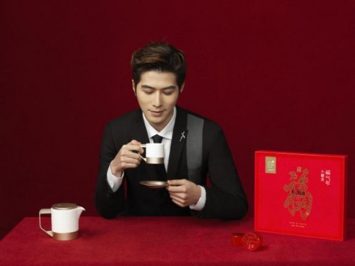新年潮礼来袭丨小罐茶天下第一福新年定制茶,让万福皆可期待