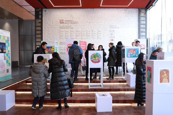 """""""属你了不起"""":上海真爱梦想公益基金会儿童艺术展在京举办"""