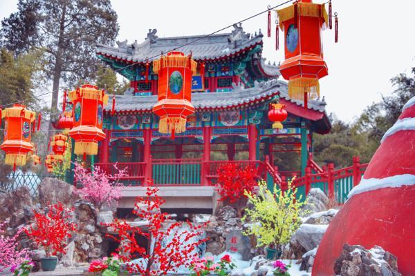 2020年第二十六届红螺寺春节祈福游园会