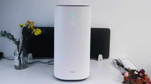 720全效空气净化器C400:过敏性鼻炎不用愁,四重净化解烦忧