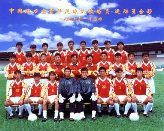李铁当选国足主帅,健力宝青年队再次撑起中国足球
