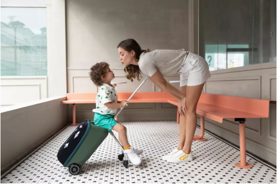 今年过节不收礼,旅游带上懒人行李箱才是硬道理