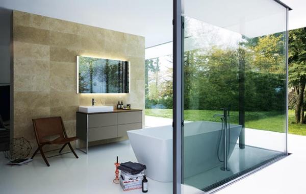 浴室中的微妙之美