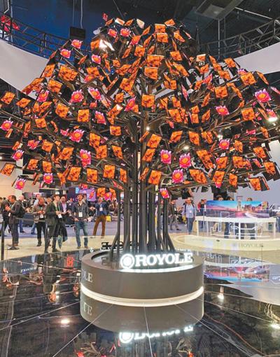 """""""中国智造""""闪耀美国消费电子展 潜行创新将进一步拓展国际市场"""