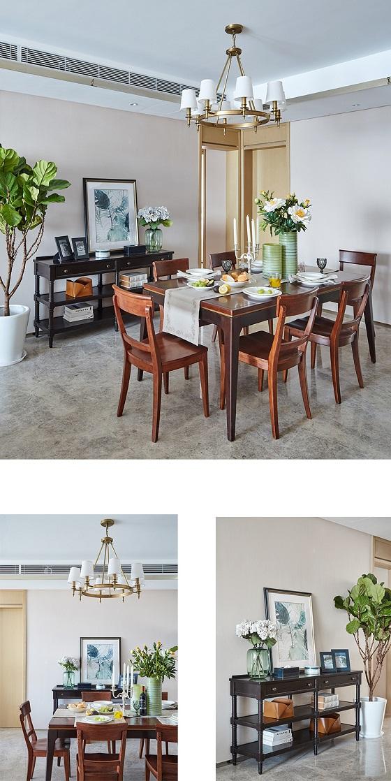 Harbor House北京140㎡的温柔治愈力