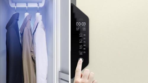 索菲亚黑科技定制衣柜震撼来袭!可烘干、消毒、杀菌、除螨和护理衣物