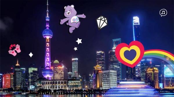 爱心小熊携手华锐正式登陆中国
