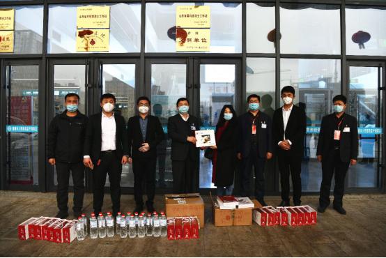抗击疫情 致敬英雄 国子门生向抗疫一线人员捐赠K12家庭智慧课堂