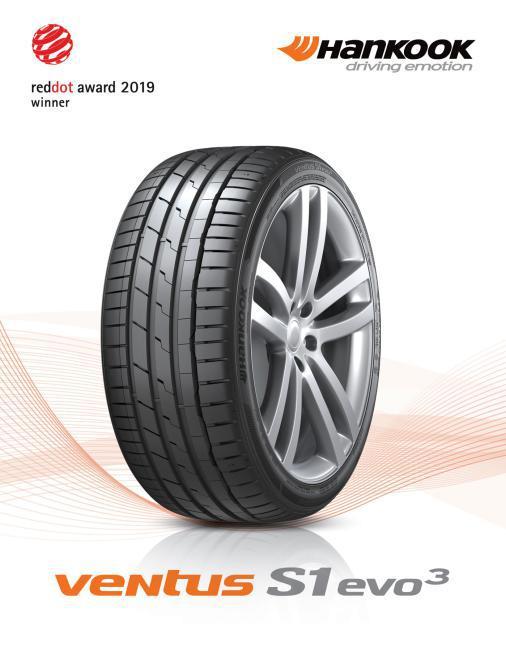 荣誉满钵,佳绩不断:韩泰轮胎2019年度奖项盘点