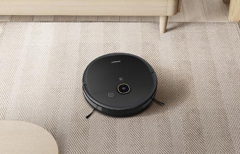 扫拖除菌率高达99%,科沃斯N5扫地机器人新品必入