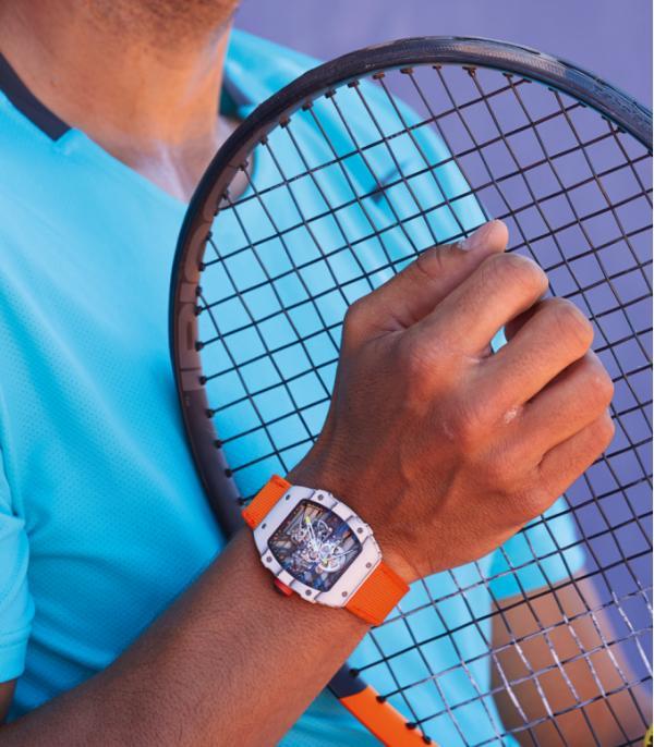 RICHARD MILLE(里查德米尔)精湛技艺 造就完美腕表