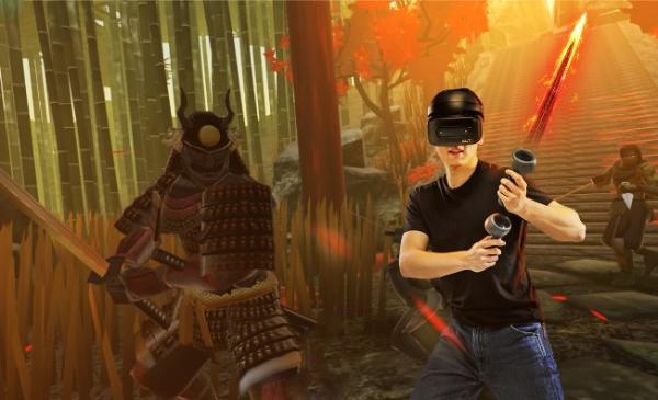 爱奇艺发布奇遇2Pro 6DoF VR体感游戏机:主打游戏体验,预约价3899元
