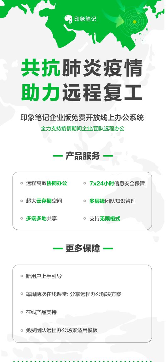 印象笔记宣布将推出独立「印象团队」APP 并开放永久免费账户