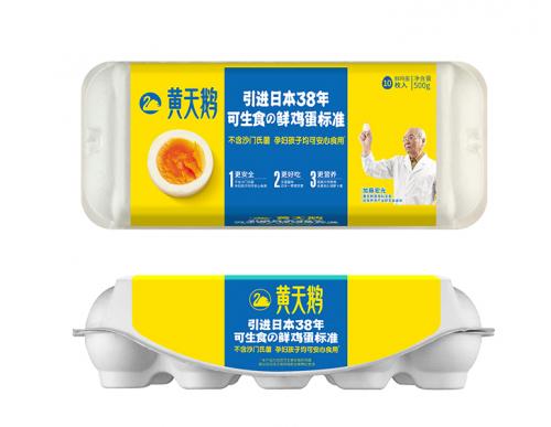 """日本""""可生食鲜鸡蛋之父"""":黄天鹅正引领中国蛋品行业的"""