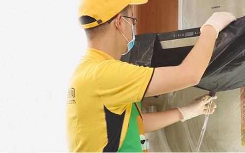 315苏宁加码以旧换新:厨卫电器免费拆旧