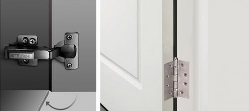 延长家具使用寿命,正确选择和使用铰链很关键