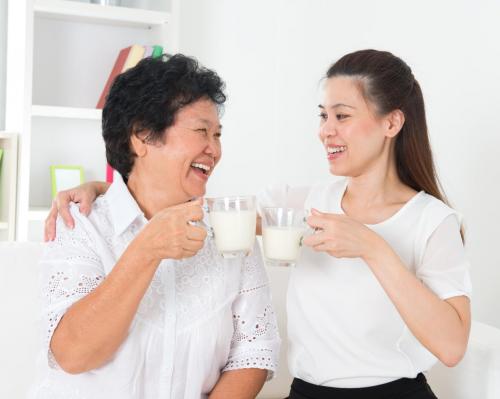 每天一杯绵羊奶,激活身体免疫力